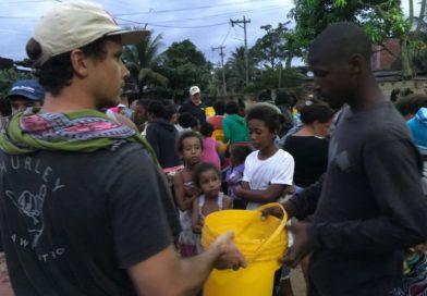 Waves For Water oferece acesso a água potável em Saquarema