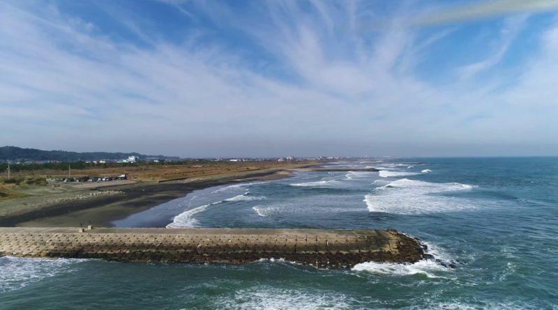 Tsurigasaki Beach sediará o surfe nos Jogos Olímpicos de Tóquio em 2020
