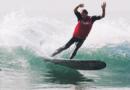 Taylor Jensen e Lindsay Steinriede dominam etapa de abertura do Surf Relik