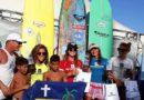 Sphaier e Atalanta vencem segunda etapa do CBSurf Longboard Tour