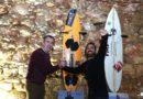 Rodrigo Koxa é convidado para o WSL Big Wave Tour em Nazaré
