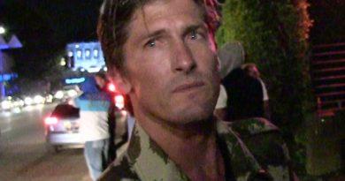 Bruce Irons é detido pela polícia de Newport Beach