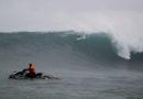 Brasileira é vice-campeã no WSL Big Wave de Jaws