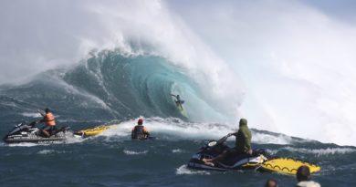 Billy Kemper vence o Jaws Challenge pela terceira vez na carreira