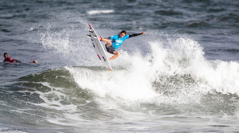 Hawaiian Pro: Mateus Herdy é vice-campeão e DVD garante vaga na elite mundial