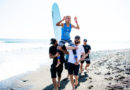 Soleil Errico é a nova campeã Mundial de Longboard