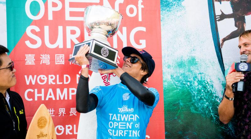 Mateus Herdy é campeão Mundial Jr. no Taiwan