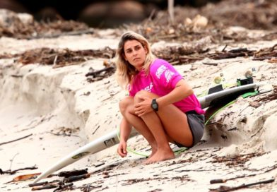 Camila Cássia é o destaque na abertura do Circuito Brasileiro de Surf Feminino