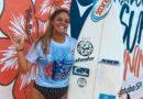 Karol Ribeiro é destaque no Circuito Brasileiro de Surf Feminino