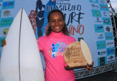 Yanca Costa fatura a abertura do Circuito Brasileiro de Surf Feminino