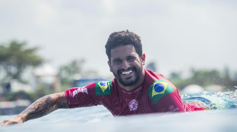 Entrevista exclusiva: Italo Ferreira fala sobre o final de temporada do CT