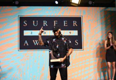 Ítalo Ferreira é eleito melhor surfista do ano pela Surfer Magazine