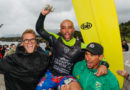 Sphaier vence a etapa e Honolua Blomfield e bicampeã mundial de Longboard