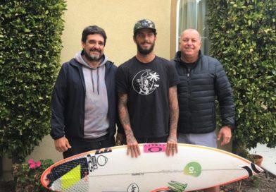 Pinga reforça a equipe de Filipe Toledo para 2020
