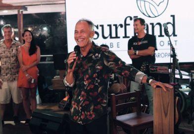 50 anos de surf de Ricardo Bocão