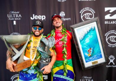 Surfistas brazucas falam sobre o adiamento das Olimpíadas
