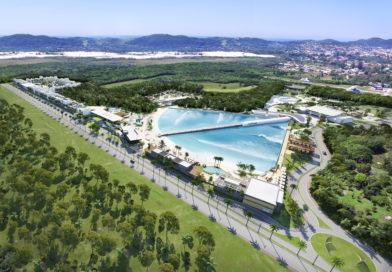Surfland Brasil inicia obras do empreendimento em Garopaba