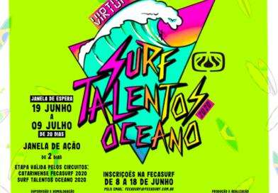Surf Talentos Oceano Virtual 2020: Expression Session Virtual