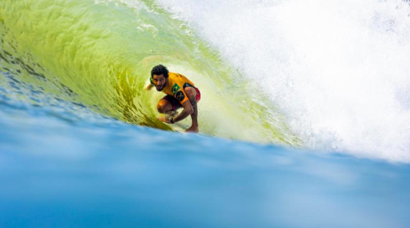 Filipe Toledo diz estar animado para voltar a competir no Surf Ranch