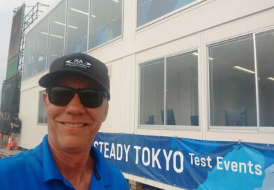 Marcos Bukão, de Santos para Tóquio