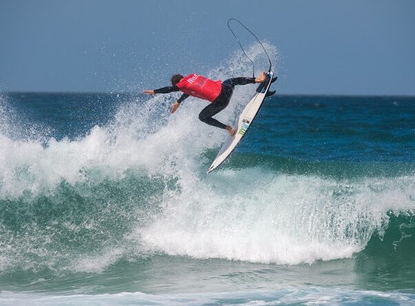 Liga MEO Surf: Dia de emoções fortes define finalistas do Allianz Sintra Pro