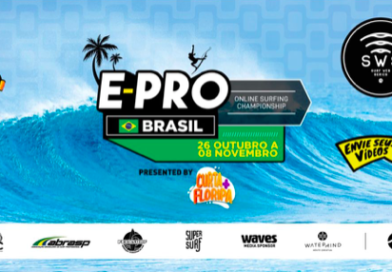 Surf Web Series 2020 recebe elite do surf nacional