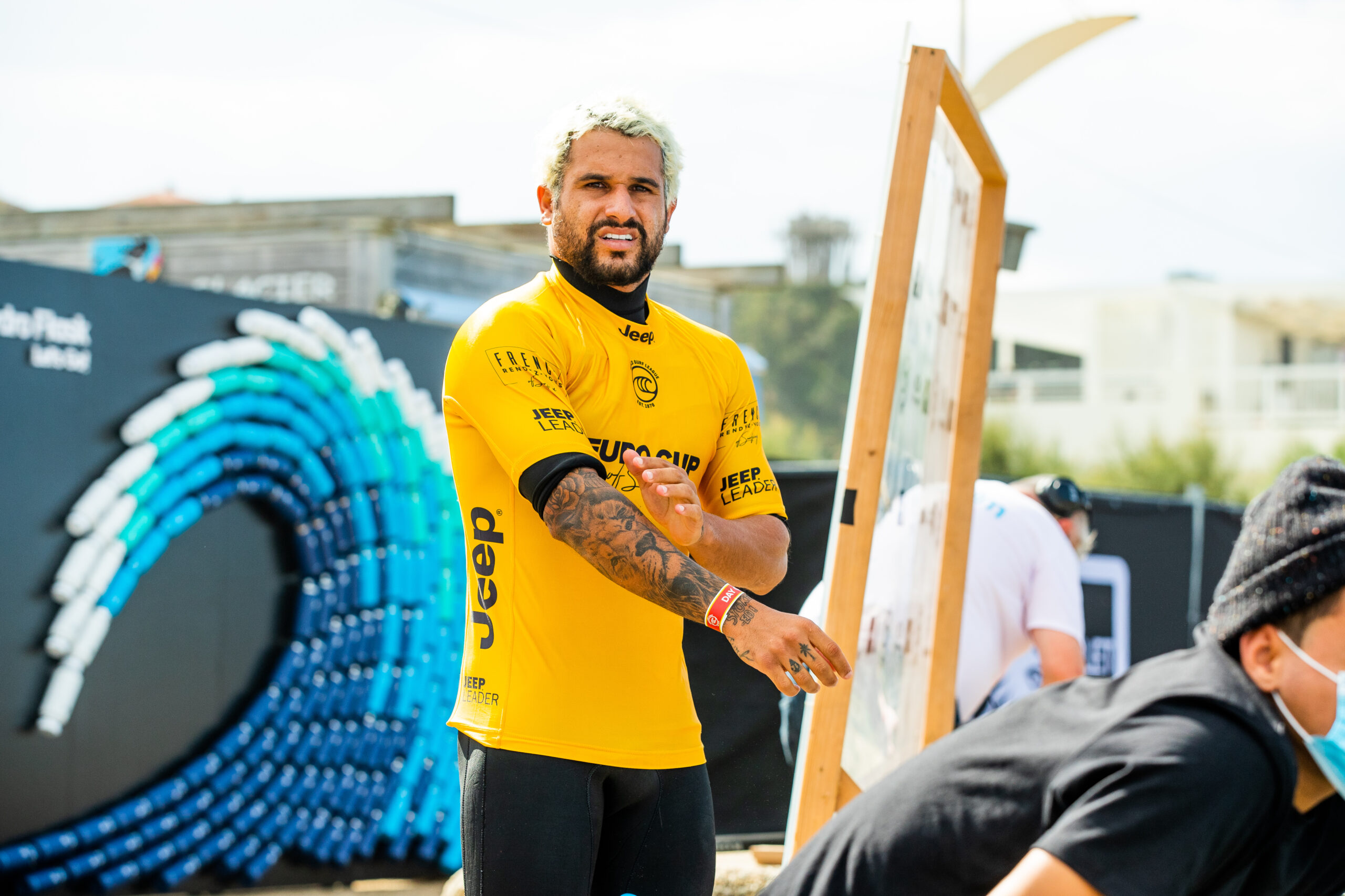 Italo Ferreira está na semifinal do French Rendez-Vous of Surfing