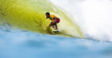 SURF RANCH PRO: Cronograma Dia 1