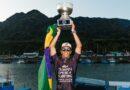 Lucas Vicente é a novidade na seleção brasileira do CT para o Ranch Pro