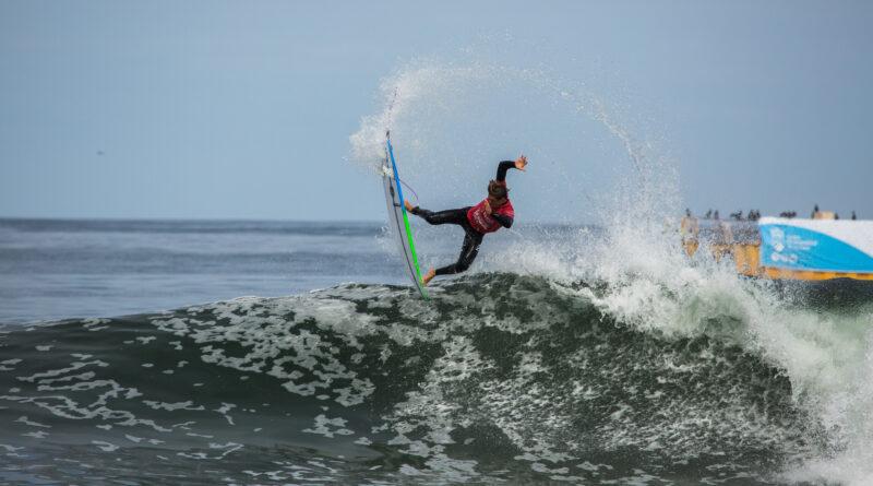 Surfistas de 13 países vão disputar no Equador as duas etapas seguidas do WSL Qualifying Series