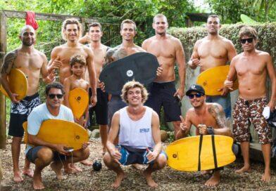 Como um 'balance board' pode ajudar no surf